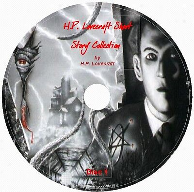 H.P. Lovecraft Short Story Collection I,  2 Audio CDs