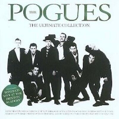 """The Pogues """"the Ultimate Collection"""" 2 Cd New"""