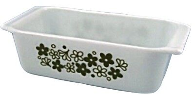 Pyrex Crazy Daisy Loaf Pan
