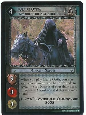 LoTR TCG Promo Ulaire Cantea Fourth Of The Nine Riders FOIL 0P111
