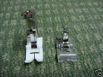 Leather Teflon Roller Foot Bernina OLD Style 930,931,932,940,1000,1001 others