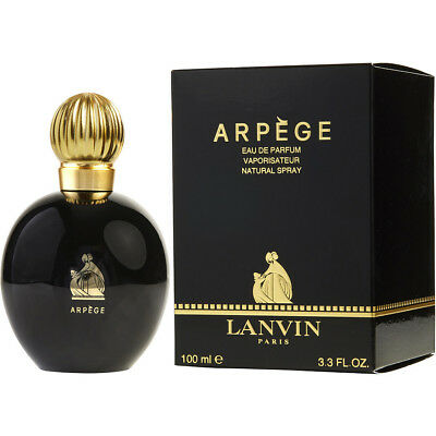 ARPEGE 100ml EDP SPRAY FOR WOMEN BY LANVIN ------------------------- NEW PERFUME