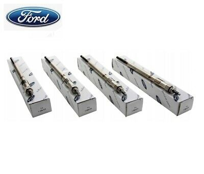 Set Of 4 Glow Plug Ford Transit Mk7 2006 Onward 2.2 L / 2.4 L Diesel