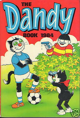 The Dandy Book 1984 Fine-.