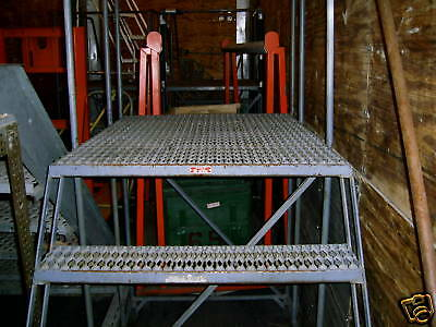Cotterman Warehouse Stairs