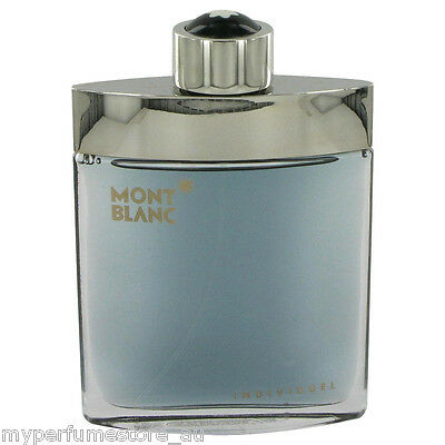 INDIVIDUEL 75ml EDT SPRAY FOR MEN BY MONT BLANC -------------------- NEW PERFUME