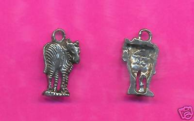 100 wholesale lead free pewter zebra charms 1113