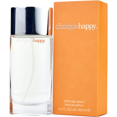 HAPPY FOR WOMEN 100ml EDP SPRAY BY CLINIQUE ------------------------ NEW PERFUME