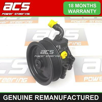 Ldv Convoy 2.4 Td 2002 To 2006 Power Steering Pump - Genuine Reconditioned