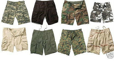 4444be0285 ROTHCO VINTAGE PARATROOPER Cargo Shorts - $32.99 | PicClick