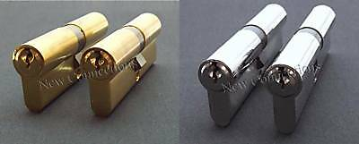 Keyed Alike Euro Cylinders Lock Barrels for Upvc Doors (EC04)