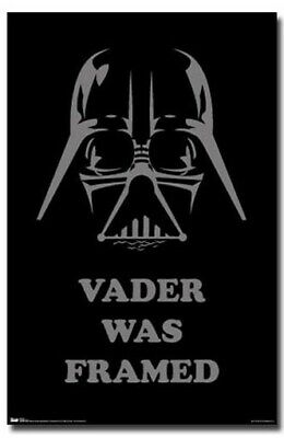 STAR WARS POSTER Darth Vader RARE HOT NEW 24X36