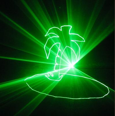 100mw Green DMX512 Animation DJ Laser for Disco/Pup/Club