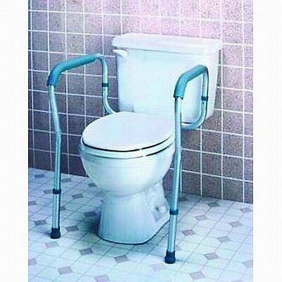 New Apex/Carex Toilet Safety Frame Commode Handle