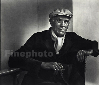 1949/67 - Art Painter Sculpture GEORGES BRAQUE By KARSH
