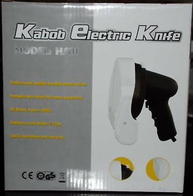 FND Electric Kebab Knife and Food Slicer