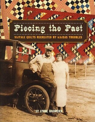 Piecing the Past by Lynne Hagmeier (Kansas Troubles)