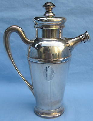 Art Deco Birmingham Connecticut Sterling Shaker  MAGNIFICENT