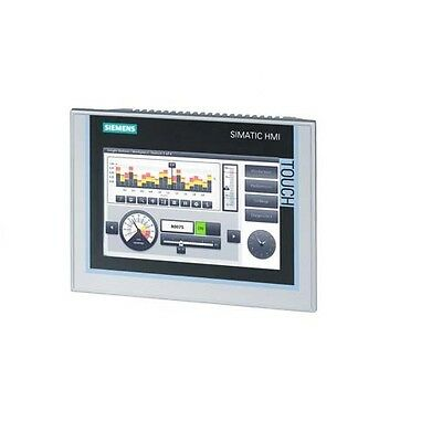 "6AV2124-0GC01-0AX0 Siemens SIMATIC HMI TP700 7"" Comfort Touch Panel"