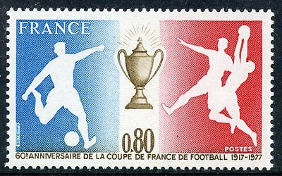 Stamp / Timbre France Neuf N° 1940 ** Coupe De France Football