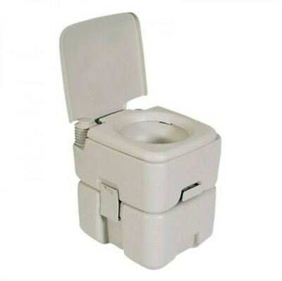 mobile Toilette Camping WC Chemieklo 20 Liter top  6a7