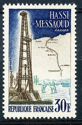Stamp / Timbre France Neuf N° 1205 ** Hassi Messaoud Sahara
