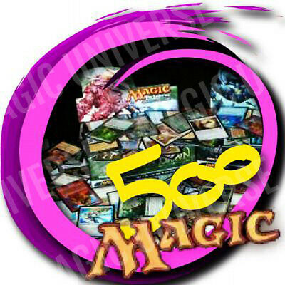 500 Mtg Magic: The Gathering Cards Collection W/ Rares