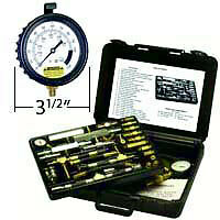 Tool Aid 58000 Master Fuel Injection Pressure Test Kit