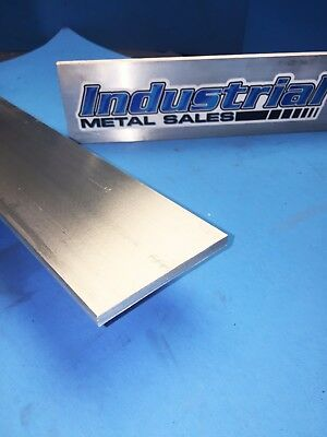 "1/4"" x 4"" 6061 T6511 Aluminum Flat Bar x 12""-Long-->.250"" x 4"" MILL STOCK"
