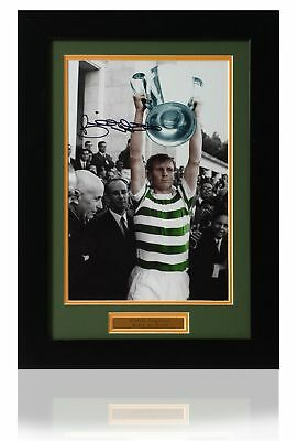 Billy McNeill Signed Celtic Lisbon Lions European Cup