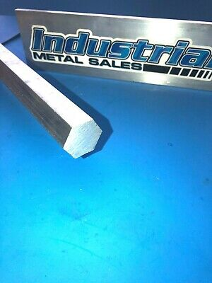 "1"" x 6061 Aluminum Hex Bar x 48""-Long!-->6061 Hexagonal Bar  1"" x 48"""