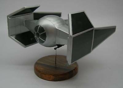 TIE Aggressor Star Wars Spacecraft Wood Model Large XL Free Shipping