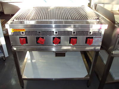 Cookon 900mm Gas Grill Unit Heavy Duty Commercial