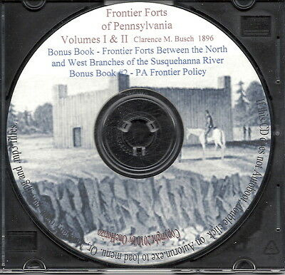Pennsylvania Frontier Forts