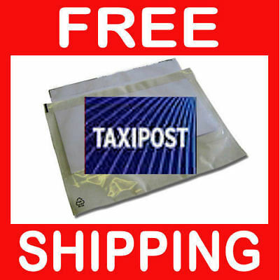 1000 x POCHETTES DOCS packing lists  E-Shipper TAXIPOST