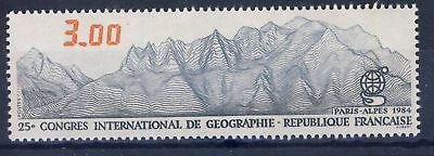 Stamp / Timbre France Neuf N° 2327 ** Congres Geographique