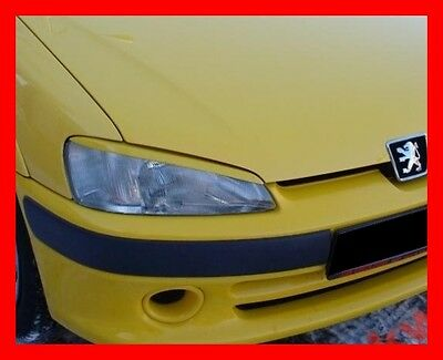 Peugeot 106 96-03 Casquettes De Phares (Abs) -Tuning-Gt