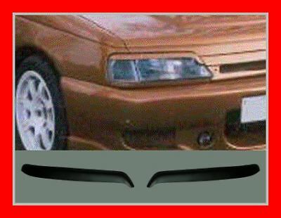 Peugeot 405 87-96 Casquettes De Phares (Abs) -Tuning-Gt