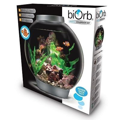 Biorb Marine Conversion Kit For Biube Life Halo Saltwater Reef Aquarium Fish