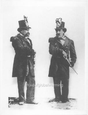 Old Photo  Emperor Norton Emperor US & Protector Mexico