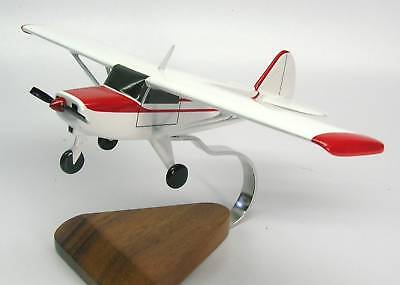 Piper PA-22 Colt Tri-pacer Airplane Wood Model Replica XXL Free Shipping