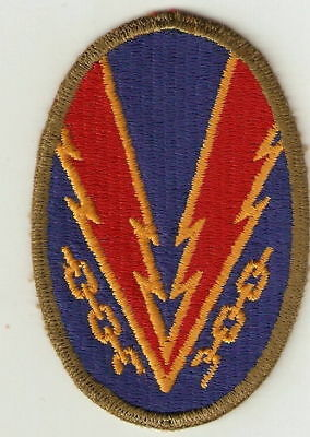 GHQ European Theatre Operations Army WWII Patch Rare1st