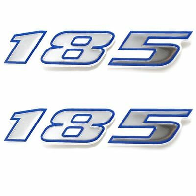 Bayliner Foam Filled 185 Boat Decals (Pair)