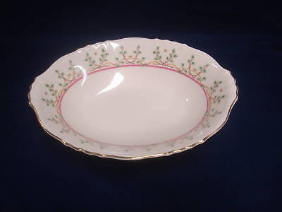 Syracuse China Pendleton Oval Vegetable Bowl