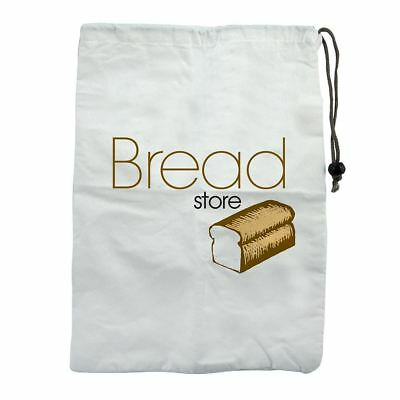 Eddingtons Bread Storage / Store Bag - Keeps Fresh Longer- New, High Quality