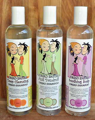 Dread Empire Dreadlocks Shampoo Taster Combo