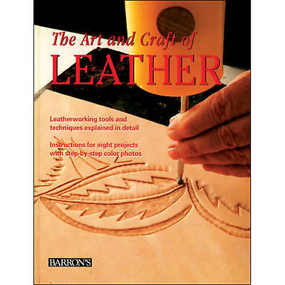 The Art and Craft Of Leather Book 66078-00