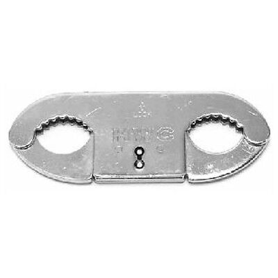 Rothco 10603 Thumb Cuffs Nickel Plated Steel-single And Double Lock