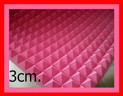 Soundproofing Foam Acoustic Studio Panels Insulation