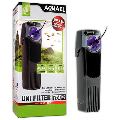 Aquael UniFilter 750 UV Internal Filter - for Aquariums 200-300L